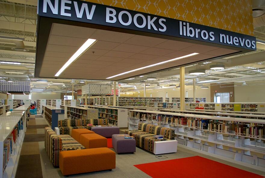The McAllen Public Library