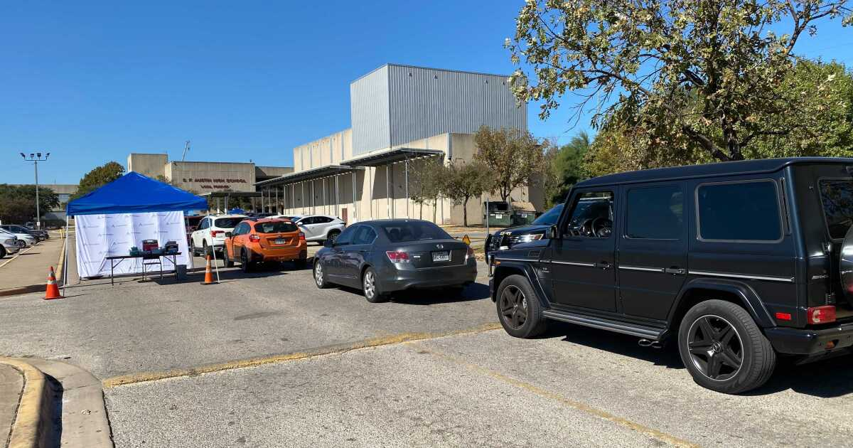 Austin High School Closes After COVID-19 Outbreak And Offers Testing To Students And Staff