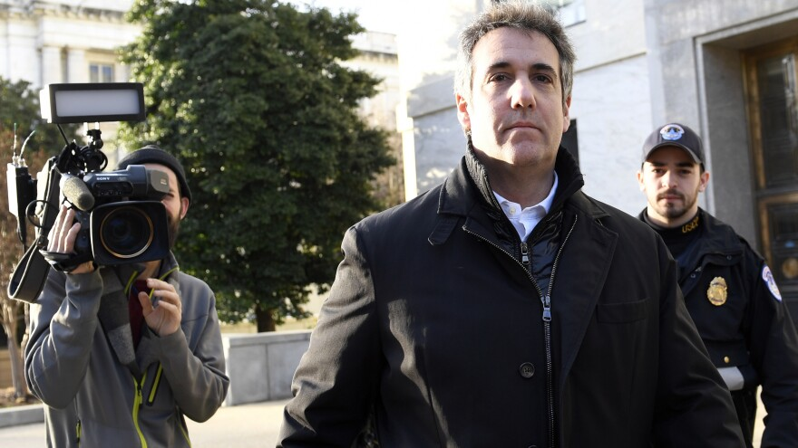Michael Cohen, President Trump's former personal attorney, is due to meet with members of Congress over three days in Washington. The political stakes are high for both Democrats and Republicans.