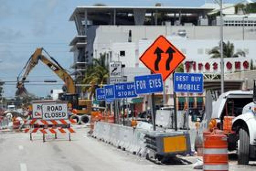 Alton Road in Miami Beach is one of the thoroughfares facing changes through FDOT's complete streets program.