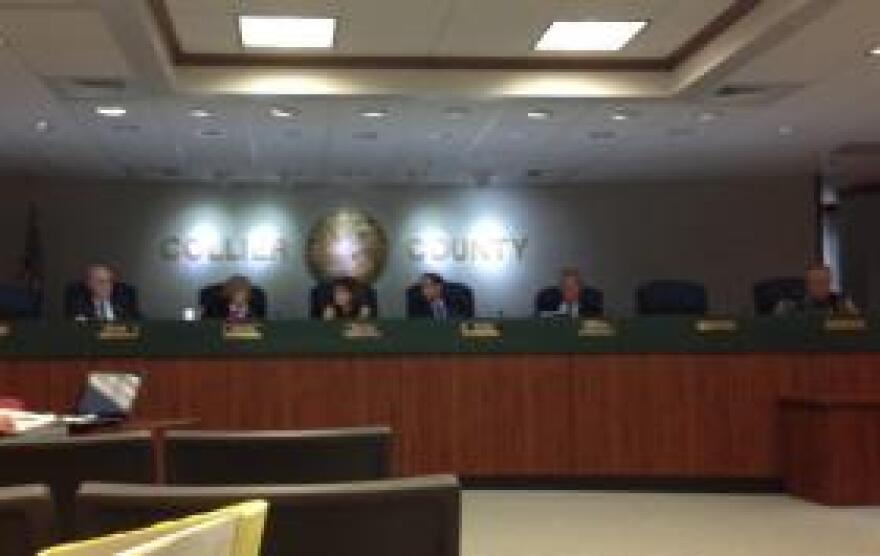 Collier County Board of Commissioners.