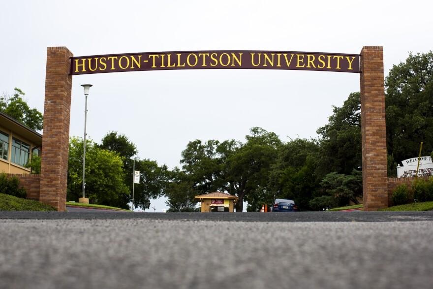 Huston-Tillotson University in East Austin
