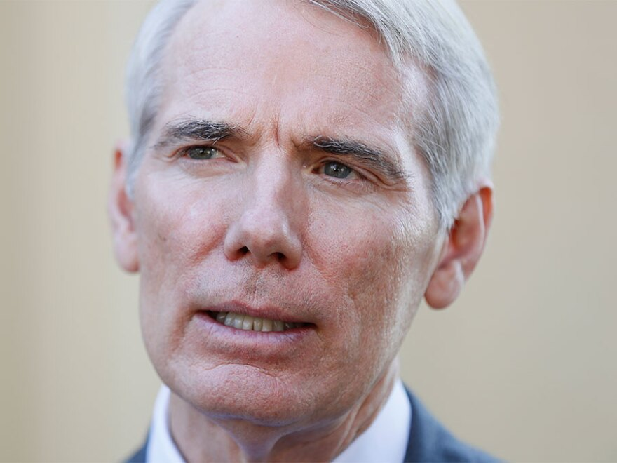 a photo of Rob Portman