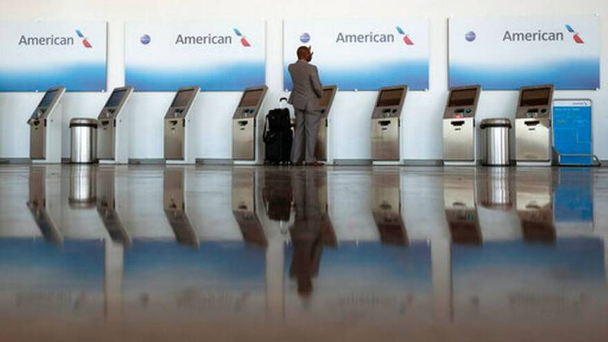 American Airlines said Friday, March 15, 2019, that it is stopping flights to Venezuela because of safety concerns after the pilots' union told its members to refuse to work the flights.