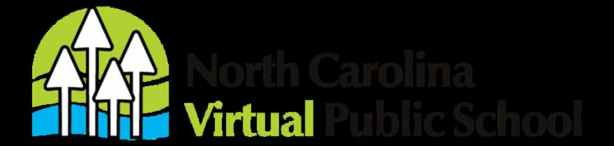 NC Virtual Public School logo