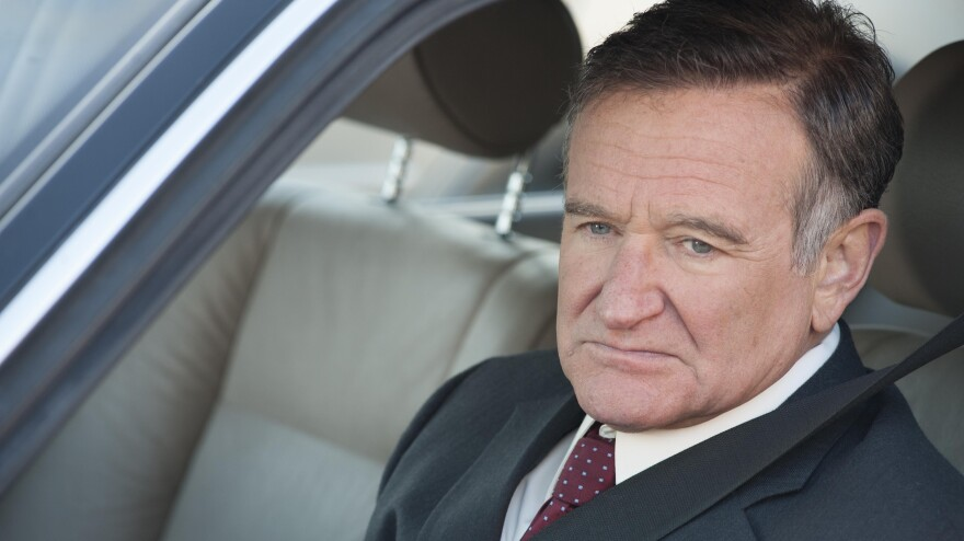 Robin Williams thinks he's living on borrowed time in <em>The Angriest Man In Brooklyn</em>.