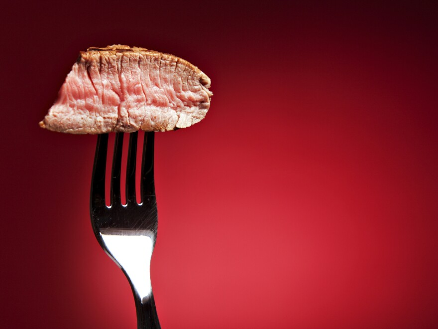 What happens when the First Amendment and paleo diet advice collide?