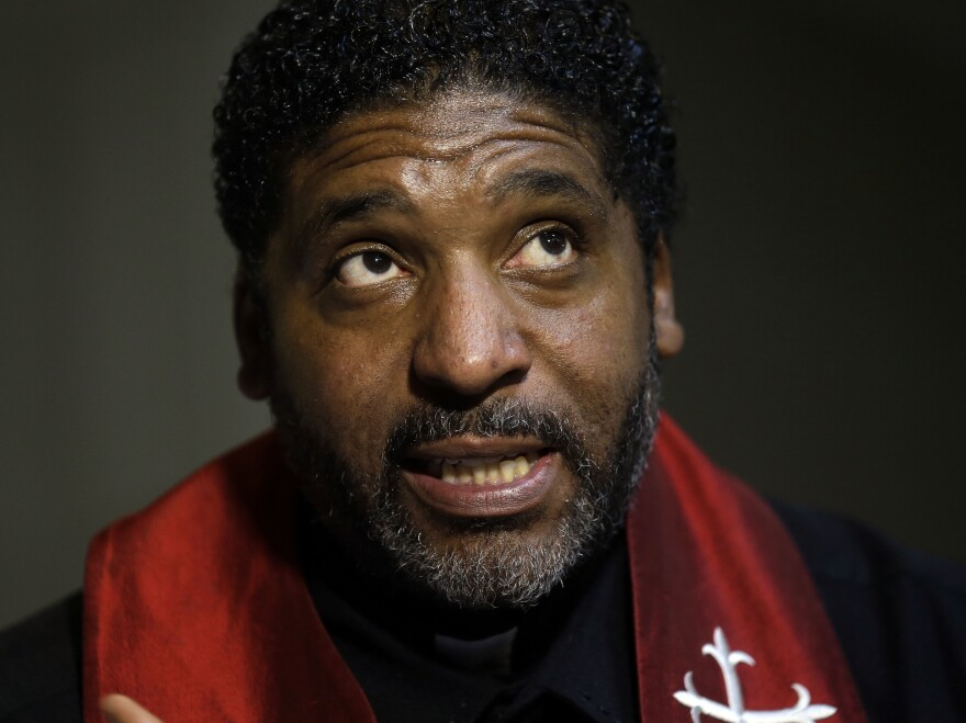Rev. William Barber is co-chair of the Poor People's Campaign: A National Call For Moral Revival. He says this movement is about bringing issues of poverty into the national political discourse.