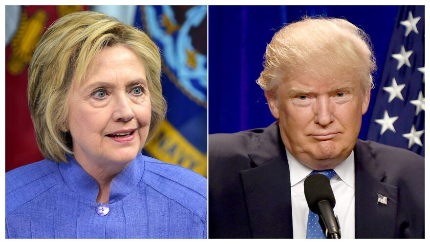 What makes one poll better than the other? And how much does it matter when it comes to predicting who will win an election? (dsk/AFP/Getty Images)