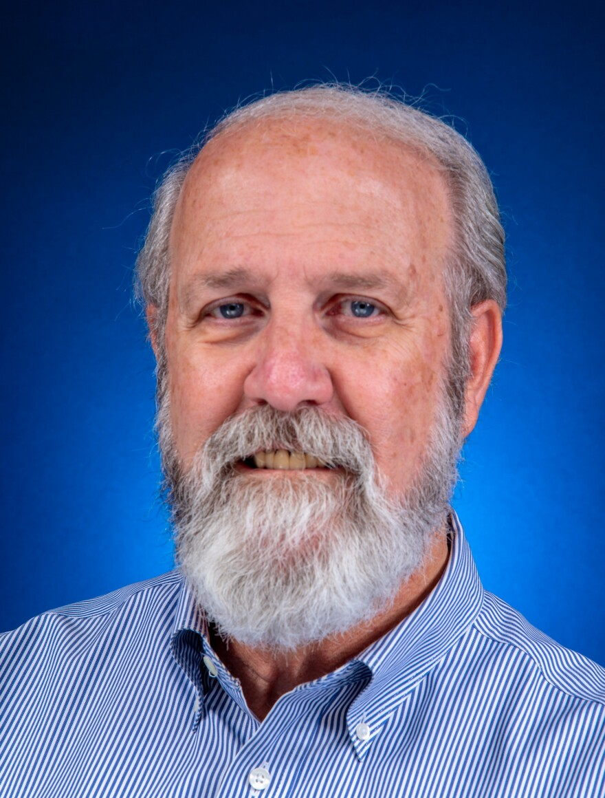Author Bruce Ballister