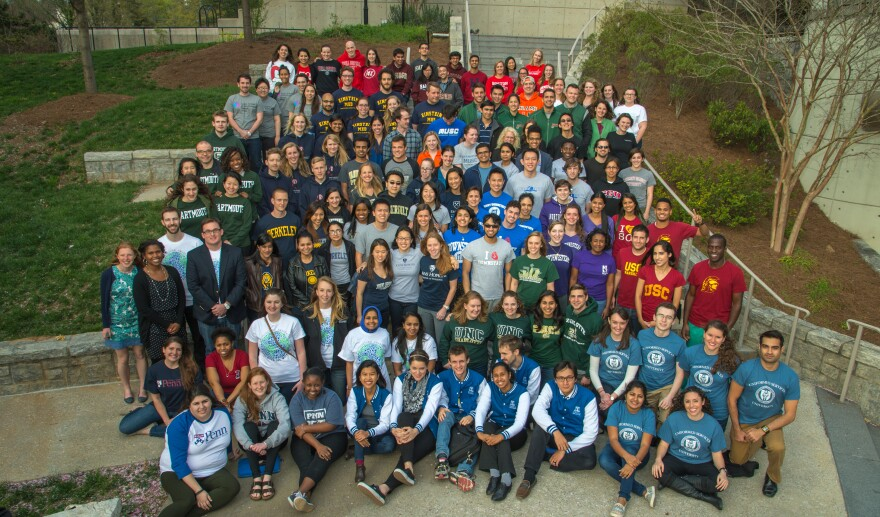 Say cheese and solve a global health problem: 140 students took part in Emory University's challenge.