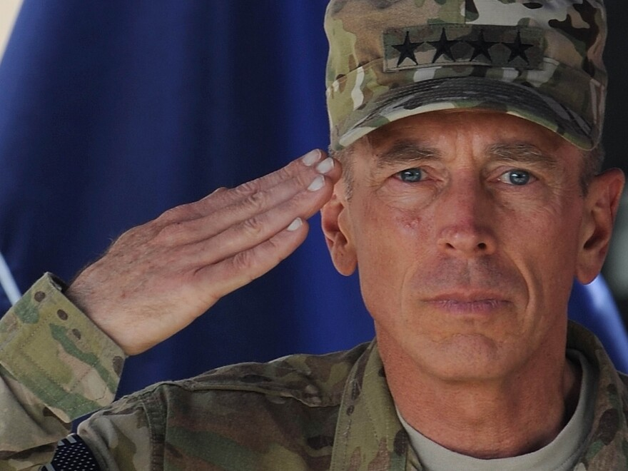 Gen. David Petraeus is the subject of <em>The Insurgents: David Petraeus and the Plot to Change the American Way of War</em>, a new book by Fred Kaplan.