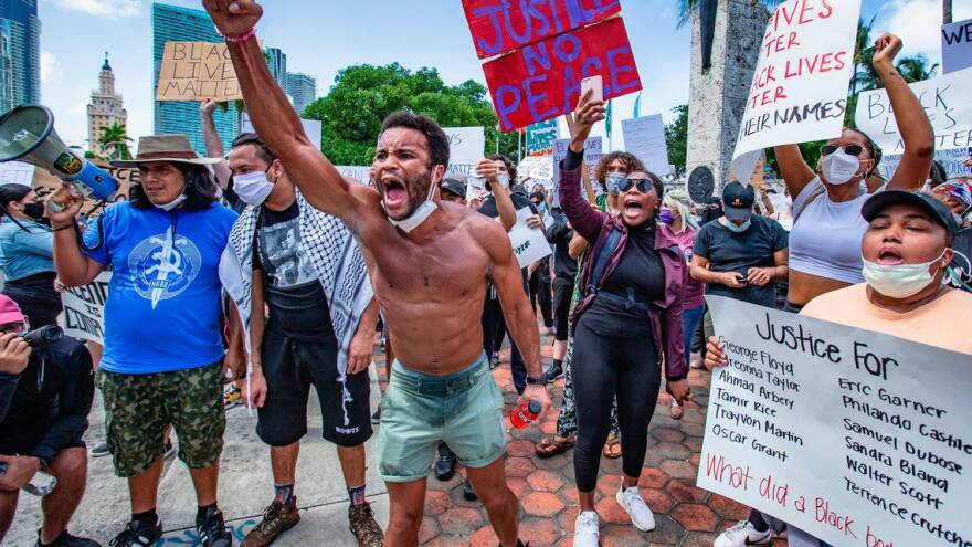 Calls for increased oversight of police grow louder amid protests throughout Florida