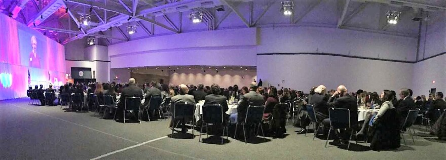 Governor DeWine addresses Akron Roundtable