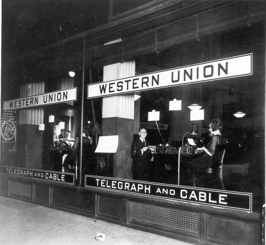 After 155 years of receiving and sending telegrams, Western Union, the nation's most prominent telegraph company, stopped sending telegrams in 2006.
