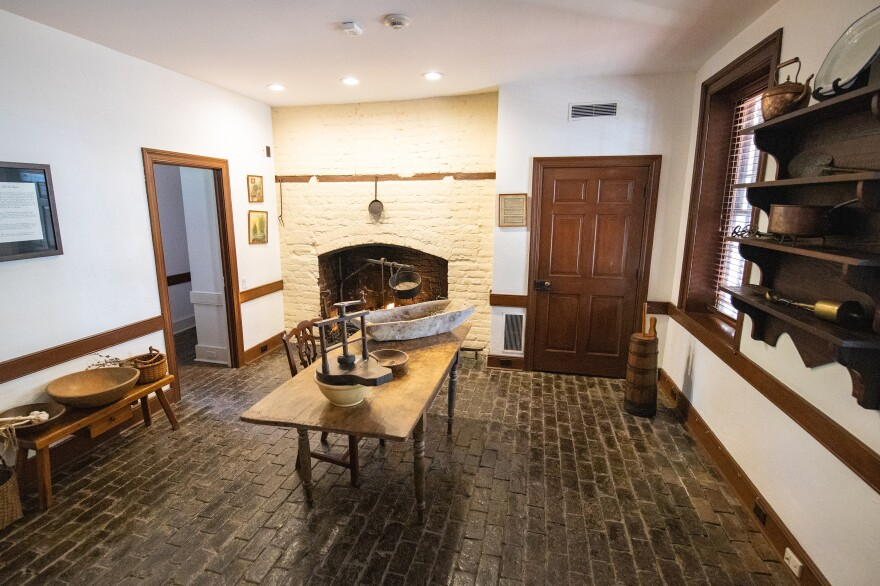 For more than 50 years, enslaved people served governors from the kitchen quarter in a small building near the Executive Mansion in Richmond, Va. Descendants of the enslaved are now leading an effort to tell the complete history of the property.