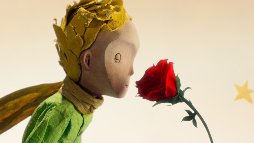 Director Mark Osborne's take on <em>The Little Prince</em> features the voices of Jeff Bridges, Rachel McAdams and Paul Rudd.
