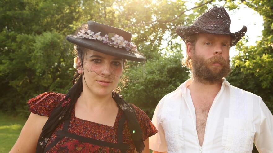 Bonnie Prince Billy and Dawn McCarthy.