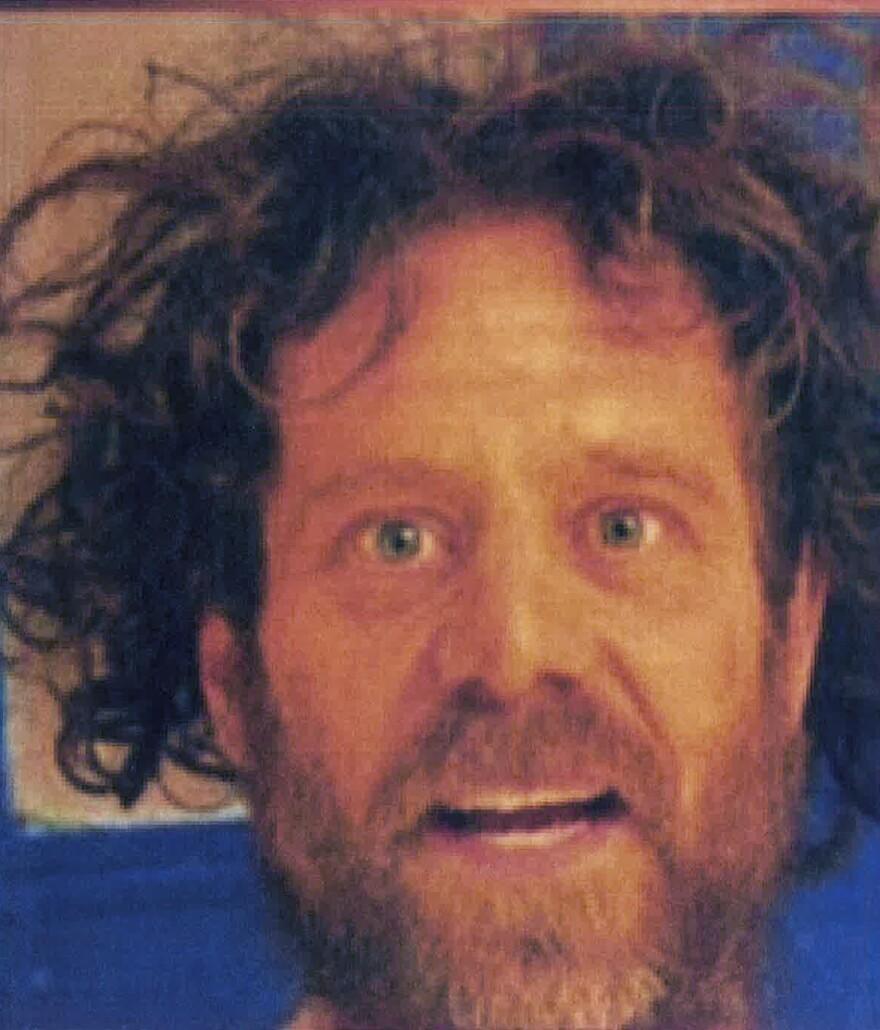 A mug shot of Kevin Neal.