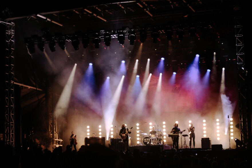Hozier performs at the 2019 Hinterland Music Festival. The 2020 festival was cancelled due to COVID-19, but organizers hope to return in 2021.