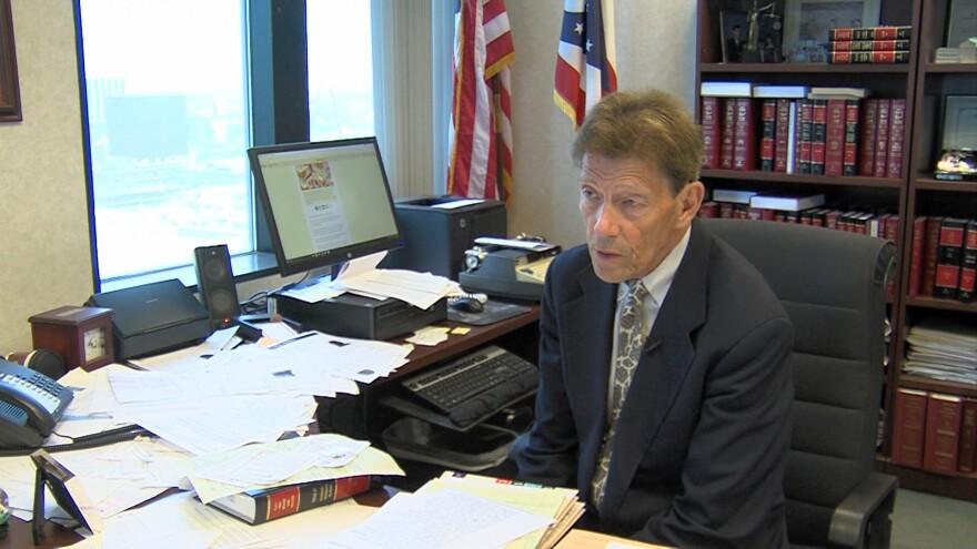 Prosecutor Ron O'Brien