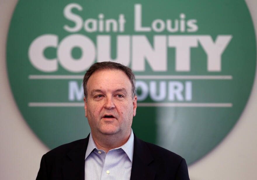 St. Louis County Executive Sam Page
