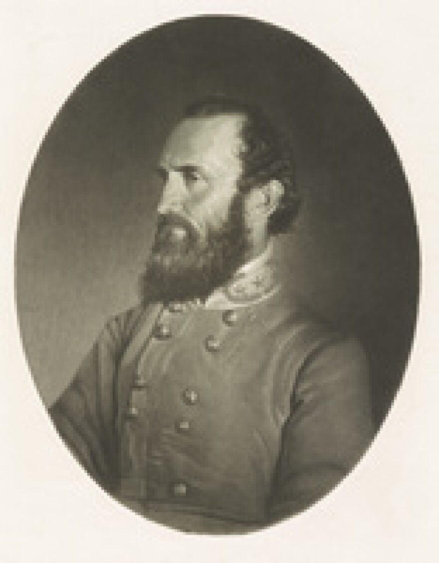 At the beginning of the Civil War, Virginia seceded from the Union, and Jackson was appointed a Confederate brigadier general.