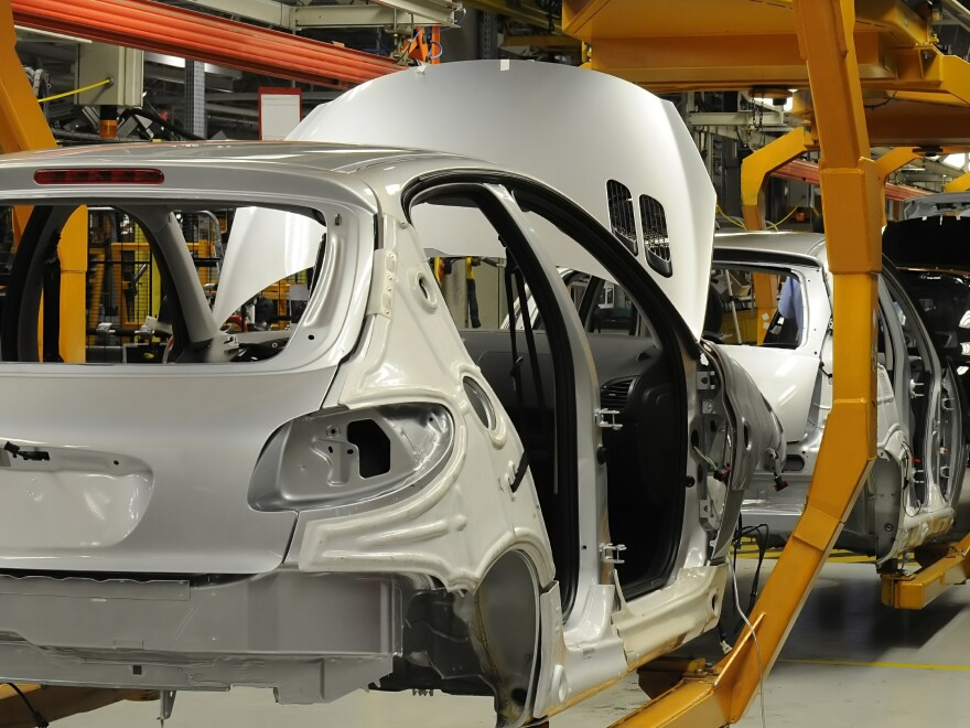 In her series for <em>The New York Time</em>s, reporter Louise Story says that the manufacturing sector — automakers, in particular — benefit the most from incentive packages.