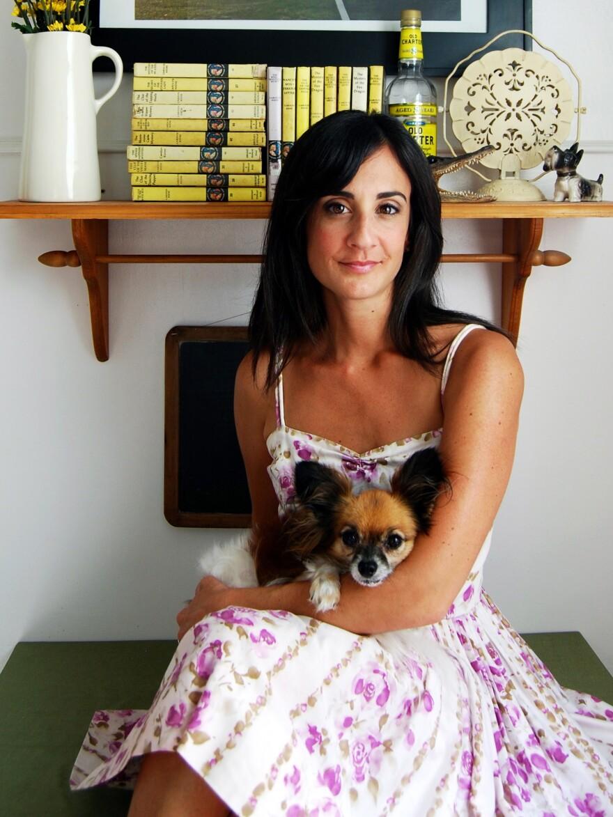 Marie-Helene Bertino won the Iowa Short Fiction Award in 2012.