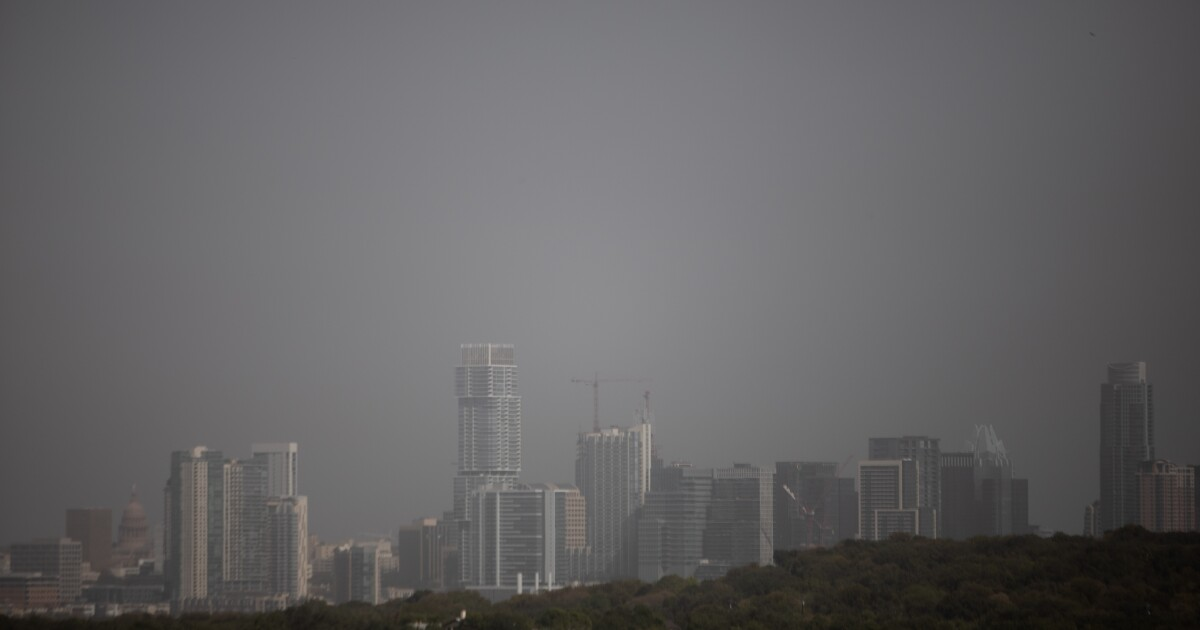 Some Air Pollutants Increased In Austin During The Pandemic. The Big Question Is Why?