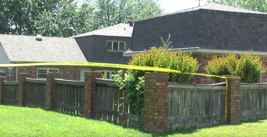 The home of former Arkansas State Senator Linda Collins-Smith (R-Pocahontas).  On Thursday, Arkansas State Police have confirmed that the body found was that of Collins-Smith.