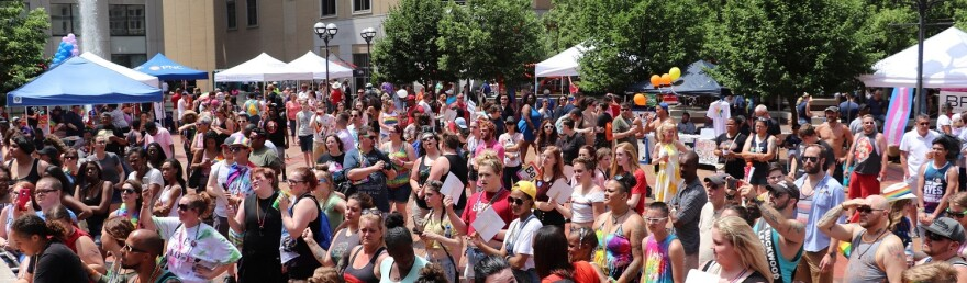 Dayton's annual Pride celebrations have been rescheduled to later in 2020.
