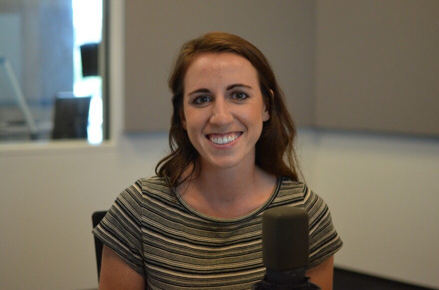 Mallory Ubbelohde is the registered dietitian and nutritionist for Food Outreach.