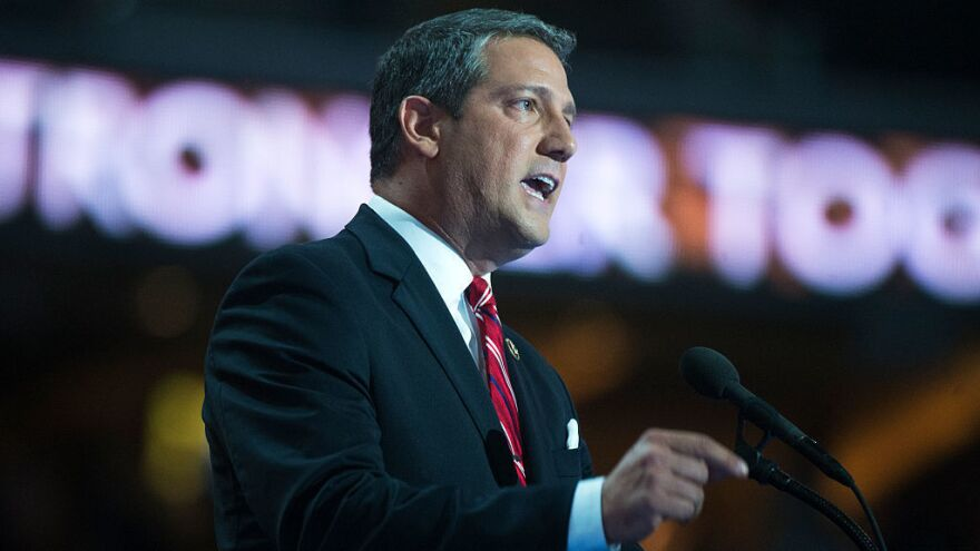 Rep. Tim Ryan, D-Ohio, spoke at the Democratic National Convention in Philadelphia in July.