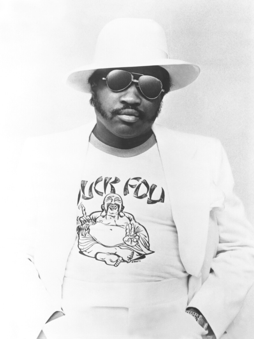 """Jerry """"Swamp Dogg"""" Williams, Jr. Charles Hughes quotes the songwriter and performer as saying, """"Everything I write and sing comes out country, and that's why I have to take so much time in arrangements and instrumentation, because — if not — I'd just be cutting a bunch of country records with black people. And we <em>know</em> that black people are not makin' it in country."""""""