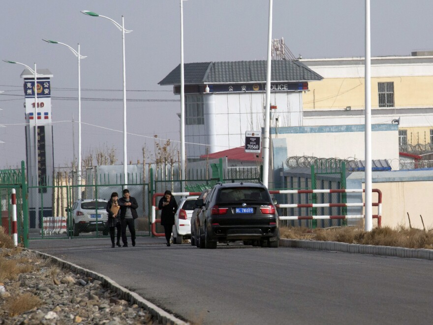 China has responded with swift condemnation after the U.S. Congress overwhelmingly approved a bill targeting its mass crackdown on ethnic Muslim minorities. The bill decries what China describes as educational centers and the U.S. says are detention facilities.