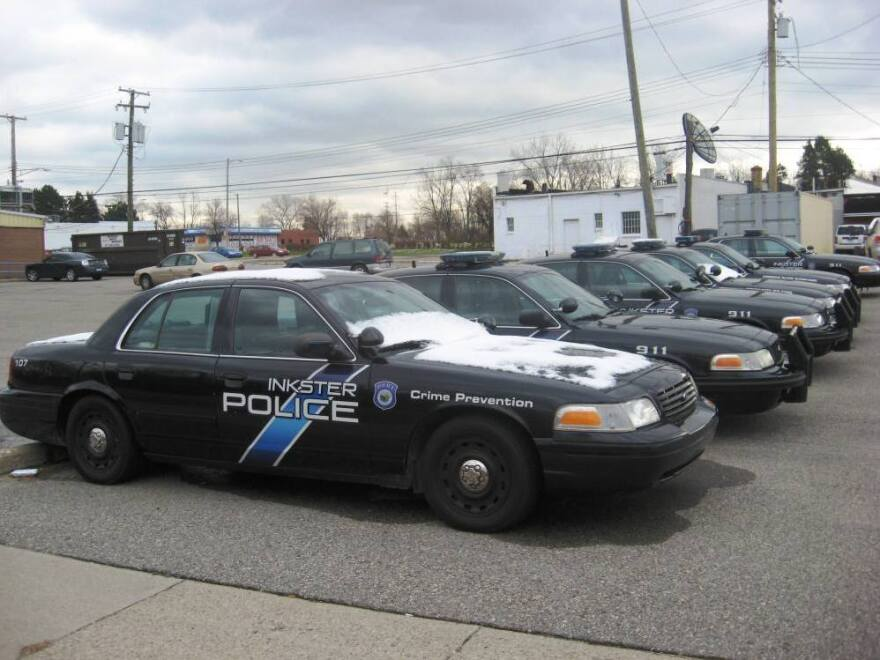 This month, the city of Inkster, Mich., laid off 14 police officers, or 20 percent of its police department.