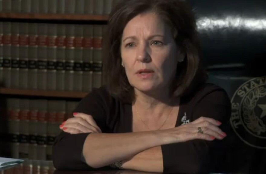Texas Court of Criminal Appeals Presiding Judge Karen Keller