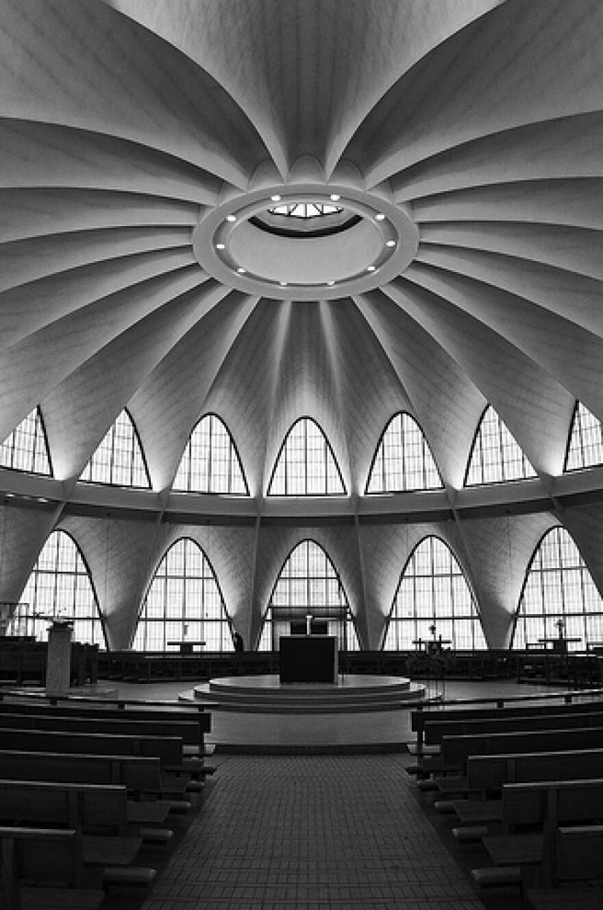 HOK Priory Chapel