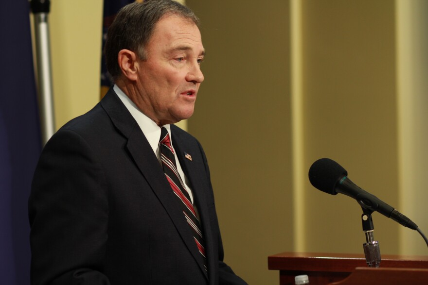Photo of Governor Gary Herbert