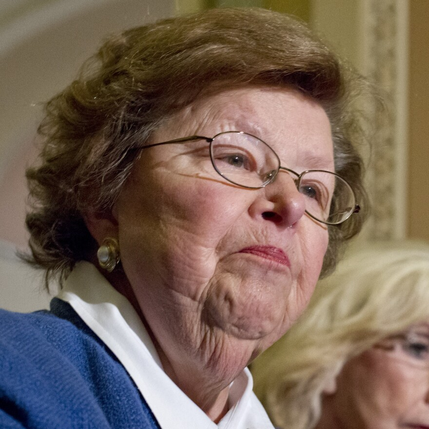 Sen. Barbara Mikulski, D-Md., started what she calls power workshops for women in the Senate years ago.