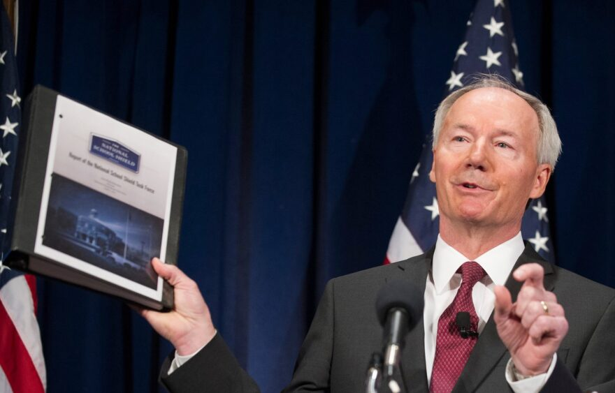 Arkansas is one of the few states not under stay-at-home orders. We talk to Governor Asa Hutchinson about why that is.