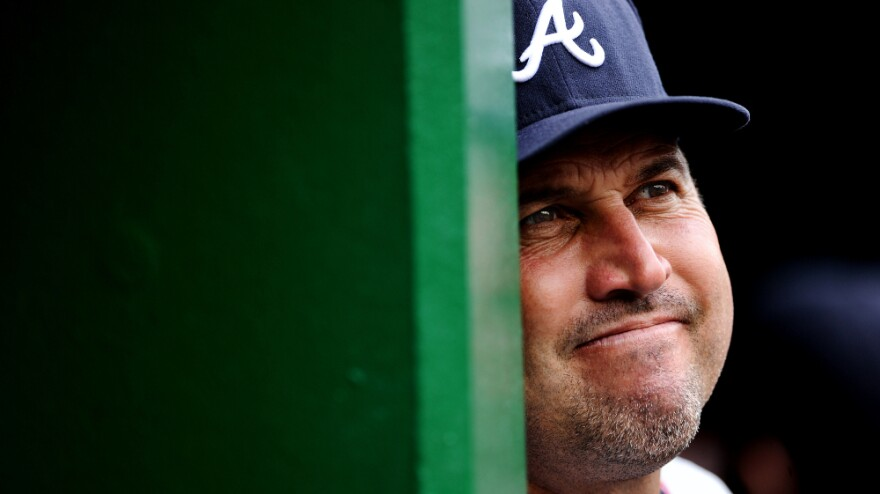 Manager Fredi Gonzalez was the face of frustration when his Atlanta Braves collapsed last year and missed the playoffs on the last day of the season. If this season's rules had applied, he might've been smiling: The Braves and the Boston Red Sox would've made the postseason.