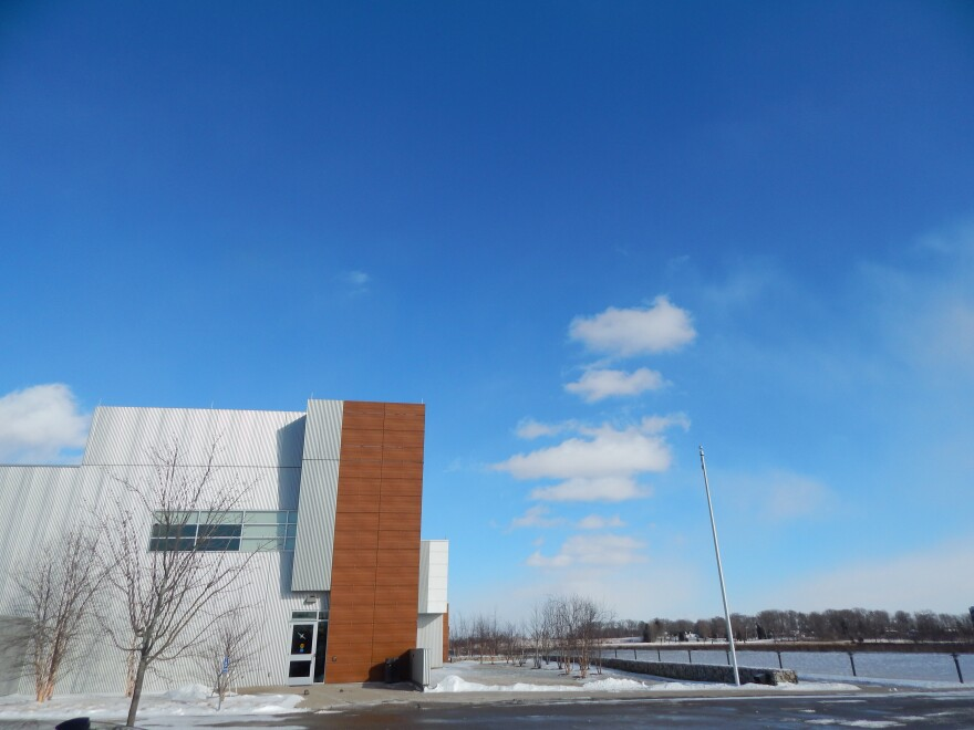 The UAS Center and Test Complex is based in Springfield in the Avetec building.  drone