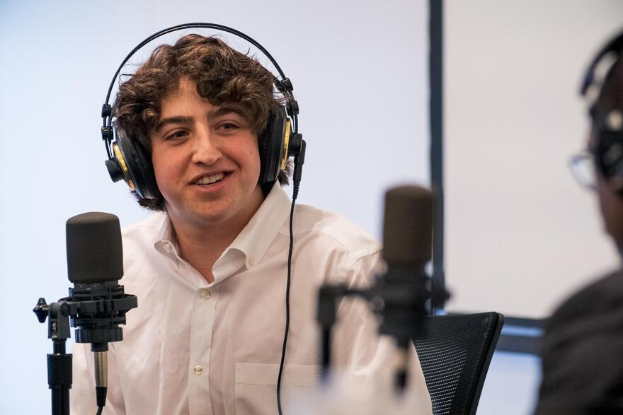 Gabe Fleisher is the host of Wake Up To Politics, a new podcast from St. Louis Public Radio.