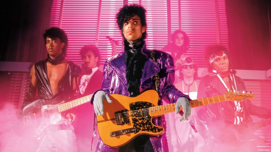 The remastered album mines Prince's creative era between Nov. 1981 and Jan. 1983.