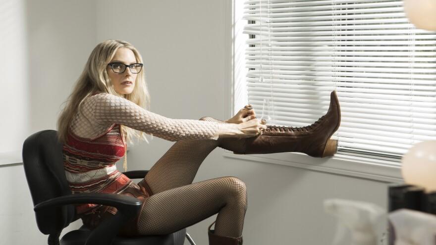 Aimee Mann's newest album, <em>Mental Illness</em>, is out now.