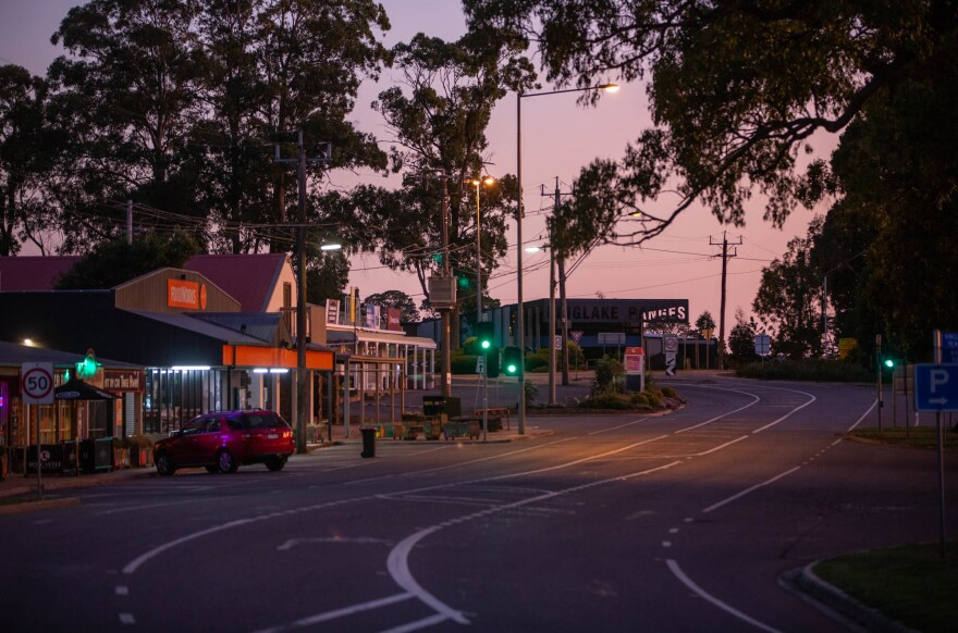 In the years since Black Saturday, homes have been rebuilt and new restaurants have opened in Kinglake. New building regulations have made it more expensive to build in the fire-prone community.