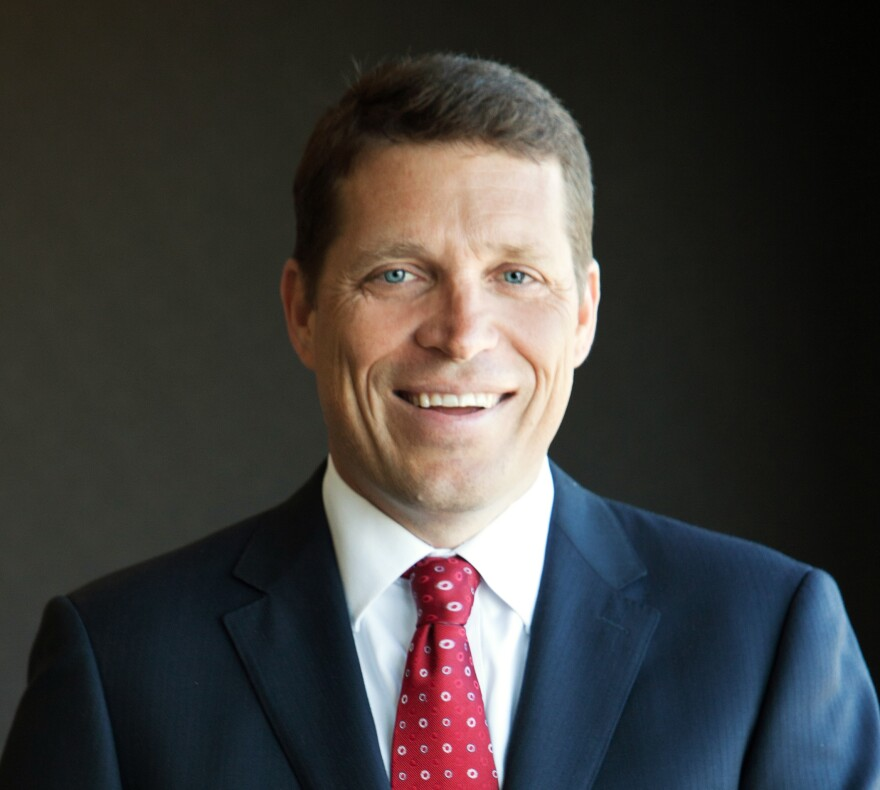Todd Graves, the new chairman of the Missouri Republican Party