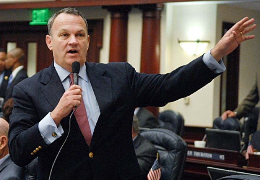 House Speaker Richard Corcoran's proposal for a six-year lobbying ban for former legislators and top officials would be the toughest in the nation.